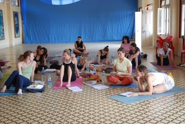 passion yoga teacher