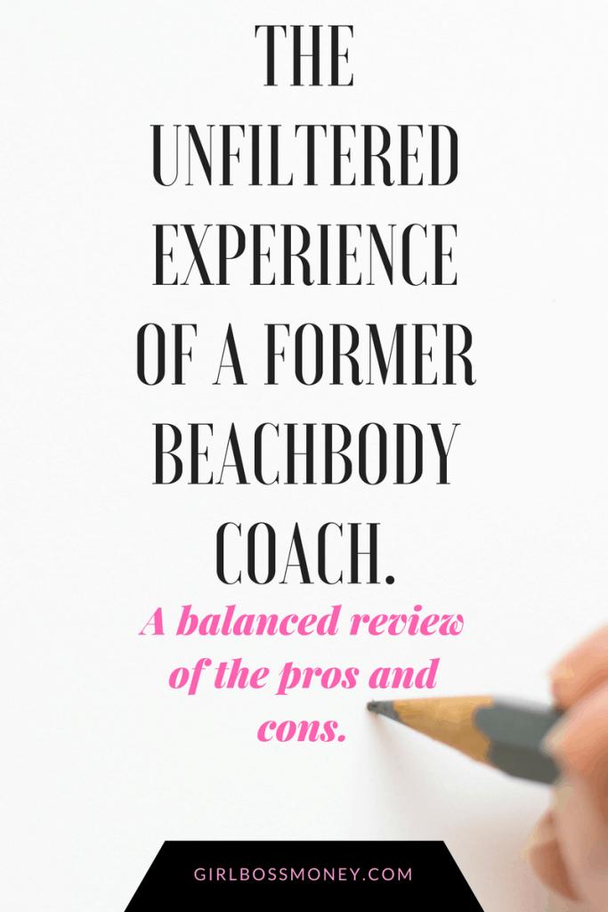 beachbody coaching review