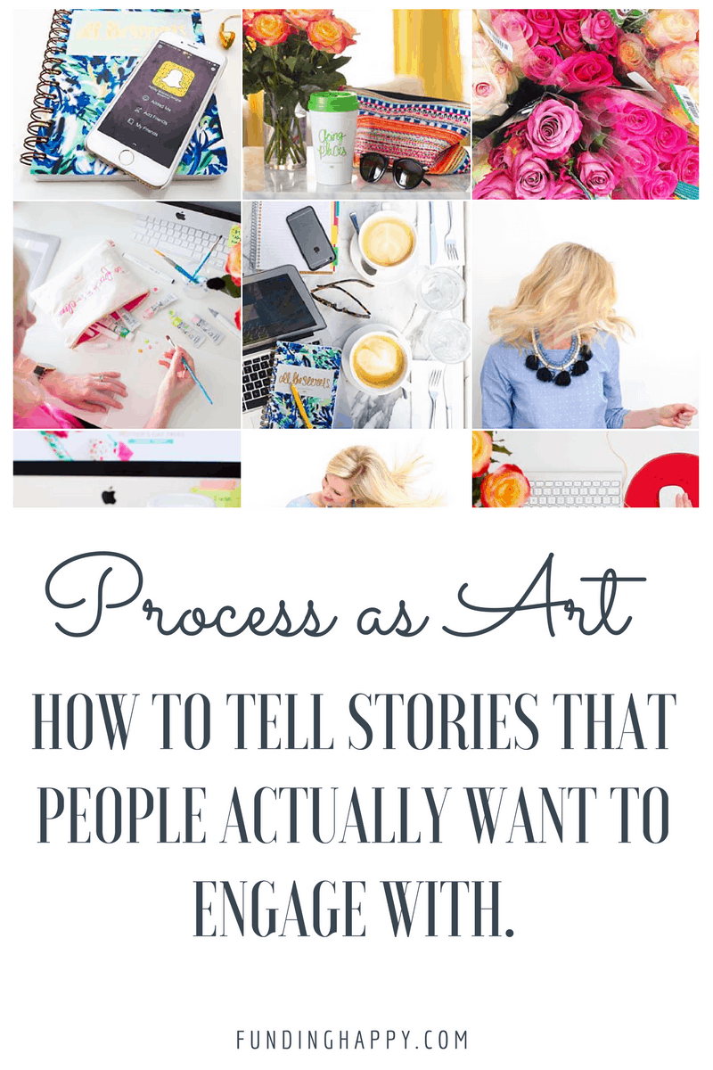 authentic relatable stories
