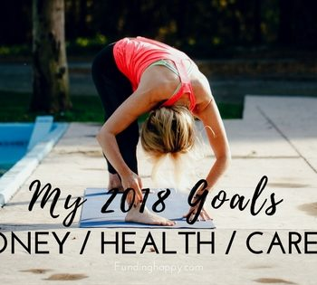 Goals for 2018 + How I'm looking at goal setting differently this year.