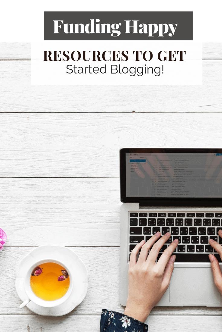 Blogging full time