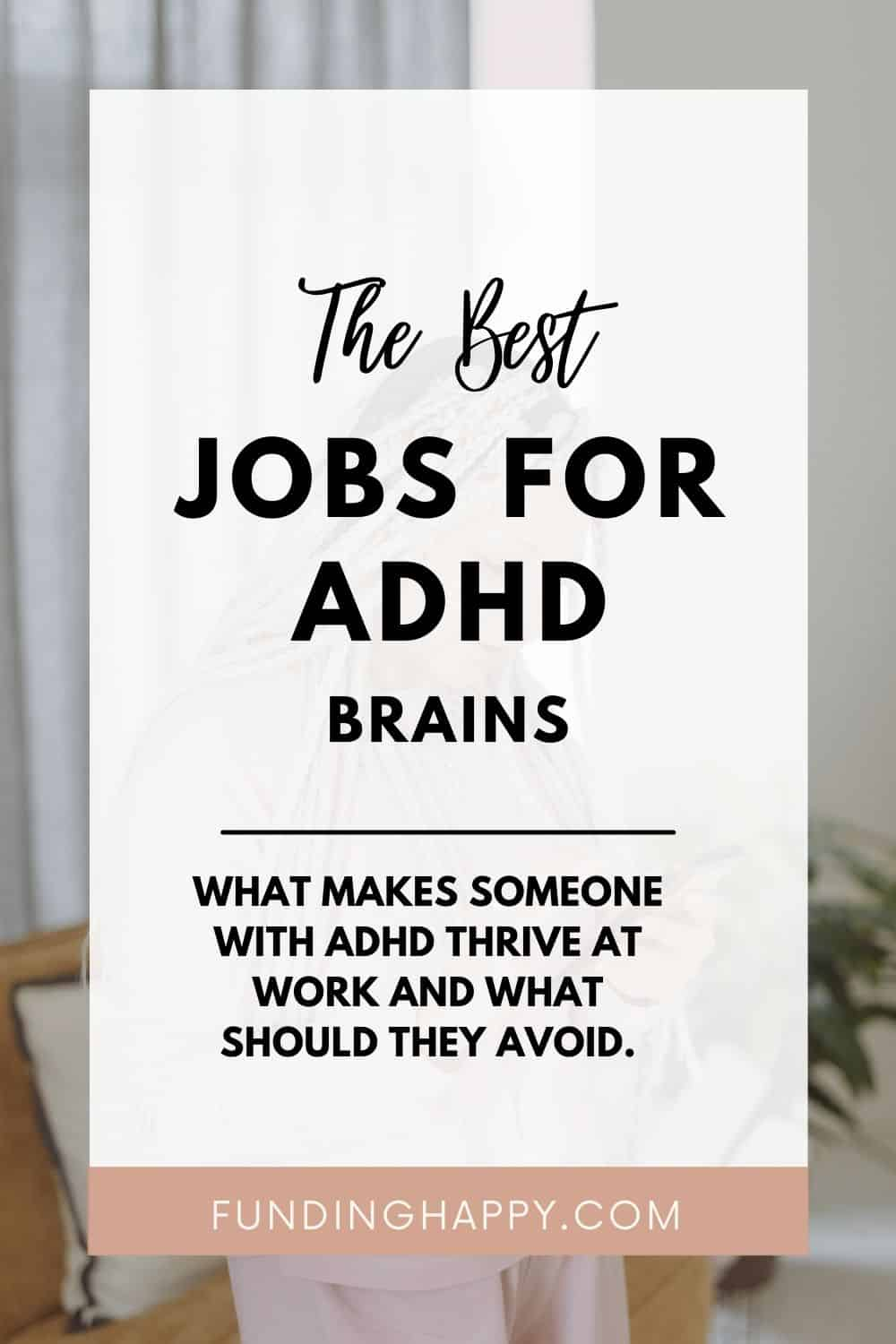 Jobs for ADHD people