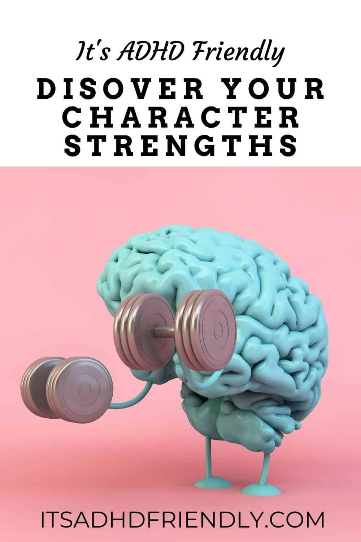 character strengths brain